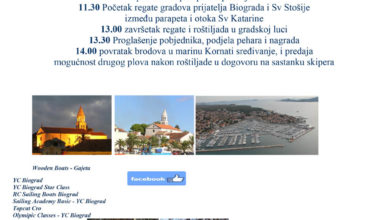 Photo of 20. Regata Sv. Stošije 11.01.2020.